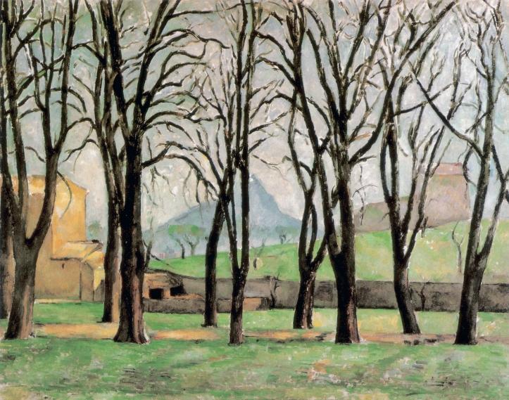 Paul-Cezanne_1885-1886_path-of-chestnut-trees-in-jas-de-bouffan-in-the-winter